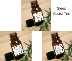 Earth Essence. Sleep Assist Trio 3 x 15 ml