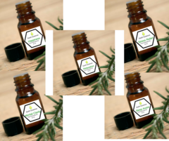 Earth Essence - 5 x Essential Oil Blends Box Set