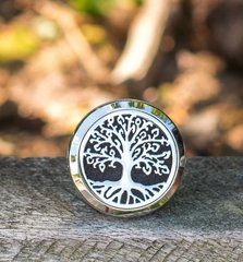 Tree of life Aromatherapy/Essential Oil Diffuser car locket.