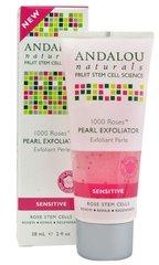 Andalou 1000 Roses Pearl Exfoliator 58 ml