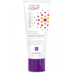 Andalou Naturals A Path of Light® Lavender Hand Cream