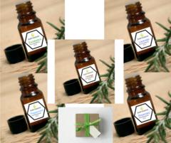 Earth Essence. 5 Best Selling Essential Oil Box Set