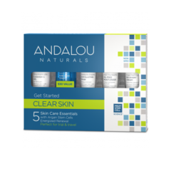Andalou Get Started Clear Skin Kit
