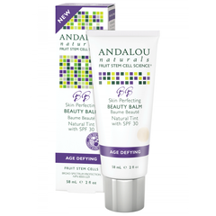 ANDALOU NATURALS Skin Perfecting Beauty Balm Natural Tint (SPF 30) 58ml