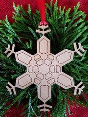 Snowflake ornament Type 1