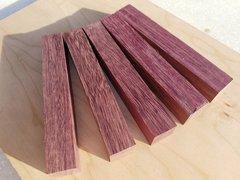 Purpleheart Pen Blanks