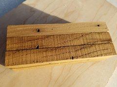 Extinct Wormy Chestnut Pen Blanks