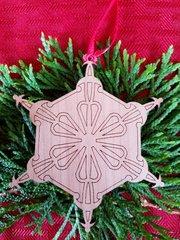 Snowflake Ornament Type 3