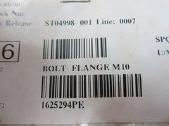 PACCAR 1625294PE Bolt-Flange M10 (bag of 6)