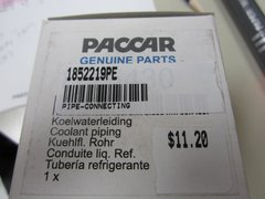 Paccar Connecting Pipe 1852219PE