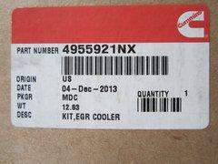 Cummins Exchange ERG Cooler Kit 4955921NX