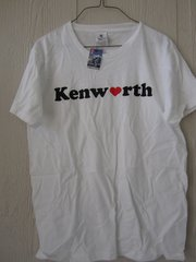 Kenworth Ladies T-Shirt Medium