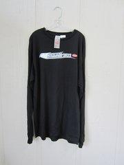 Peterbilt Long-Sleeve T-Shirt Size Large PETC60030-03