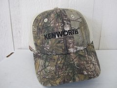 Kenworth Real Tree Camo Hat with Dri Duck