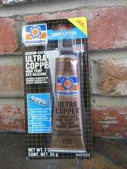 Permatex Ultra Copper Hi Temp RTV Silicone Gasket Maker