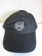 Volvo Iron Mark Black Baseball Cap