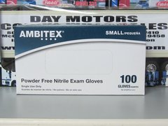 Nitrile Gloves - Small
