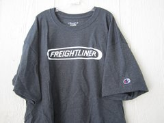 Freightliner Charcoal T-Shirt - Large by Champion