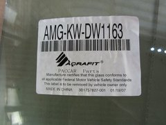 Kenworth Curved Windshield Right AMG-KW-DW1163