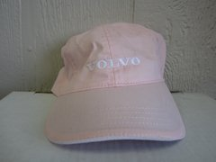 Volvo Pink Baseball Cap