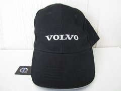 Volvo Word Mark Black Cap