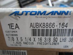 "U Bolt Kit 7/8""x5-1/4""x16-3/8"" (AUBK8866-164 Freightliner)"