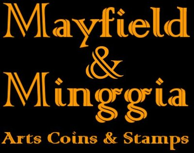M and M Arts Coins and Stamps