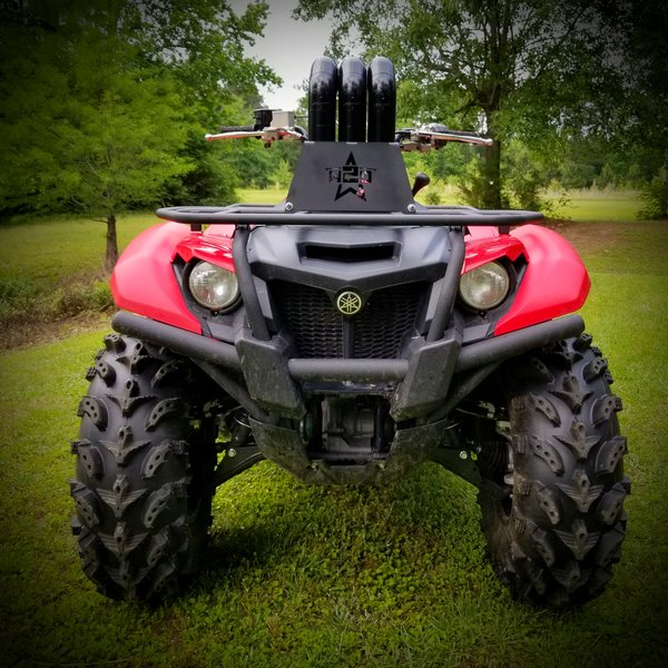 Yamaha Grizzly Snorkel