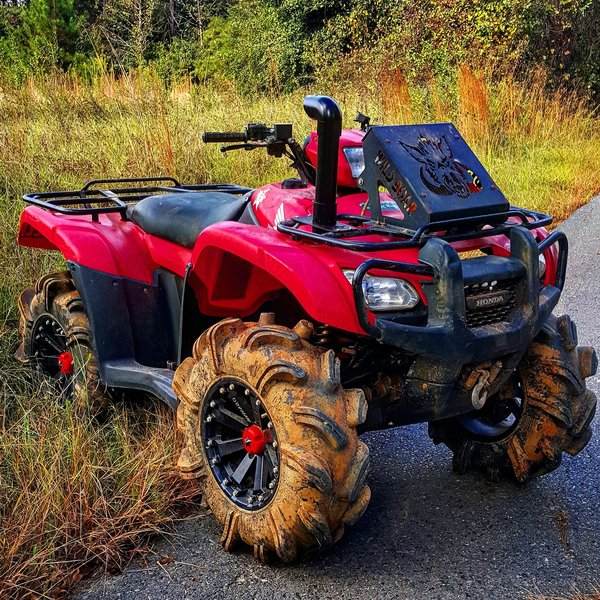 Honda Foreman 500 Snorkel Kit N2deep Customs