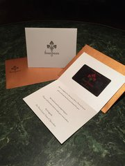 $250.00 Three Graces Gift Card