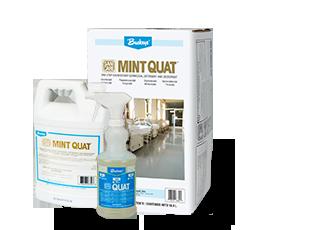 Buckeye Mint Quat 5 Gln Central Sales Amp Supply Inc