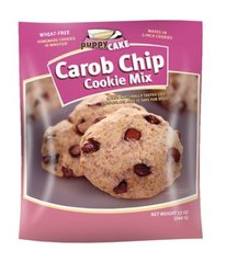 Carob Chip Cookie Mix (wheat-free)