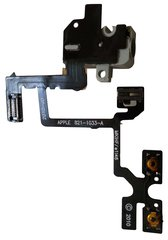 Apple iPhone 4 Headphone Audio Jack Volume Flex Cable Replacement