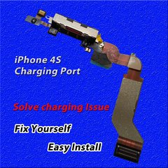 Apple iPhone 4S Charging Port Flex Cable