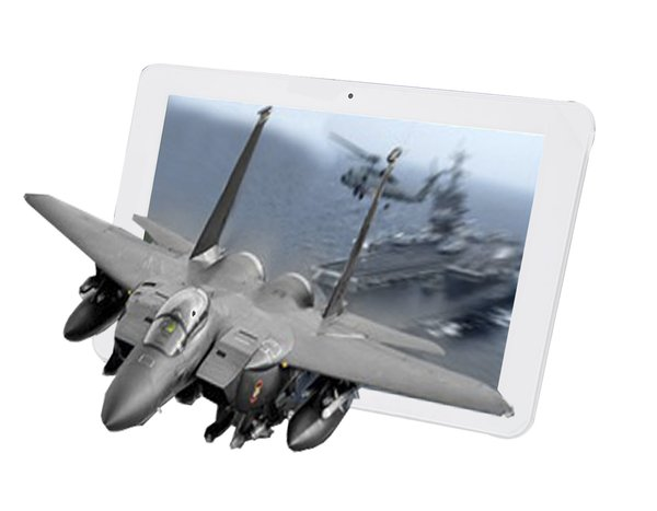 """3DTV 10"""" Android Tablet, NO Glasses (WITHOUT Cover Keyboard)"""