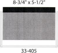 "Self Adhesive Pockets - 8 3/4"" X 5 1/2"""