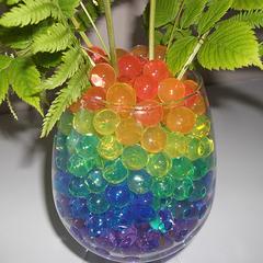 Water Beads Pride Mix (6 - 10g packs)
