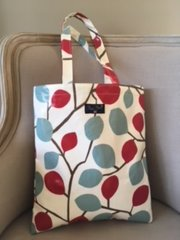 Oil Cloth Shopper - OL34