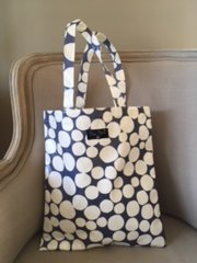 Oil Cloth Shopper - OL33