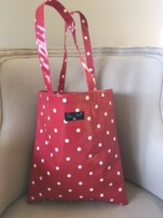 Oil Cloth Shopper - OL35