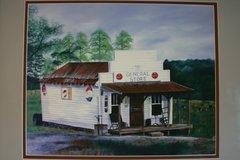 """General Store"" Print by Kathleen Miller"