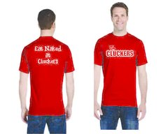 Cluckers SS T-Shirt