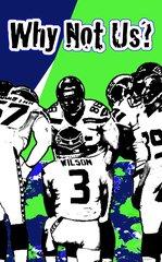 Seahawks Huddle Athlete Sport Board
