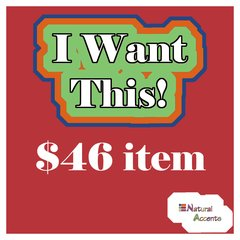 I WANT THIS.....$46