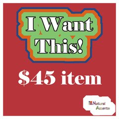I WANT THIS.....$45