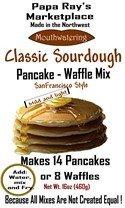 Papa Ray's Classic Sourdough Pancake and Waffle Mix