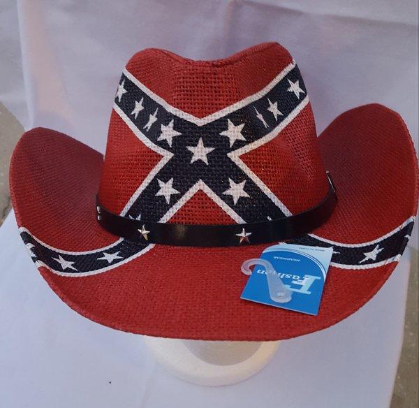 Rebel Natural Mesh Fiber Cowboy Hat Dl Grandeurs