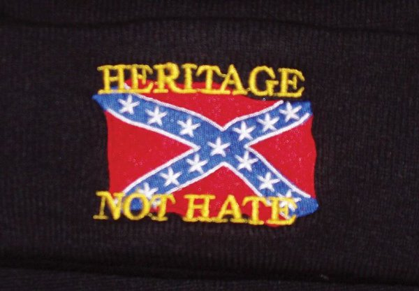 Heritage Not Hate Beanie Dl Grandeurs Confederate