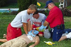 Healthcare Provided CPR Blended:  June 25, 8 - 11 a.m.