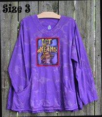 Sunwashed Lilac Sweatshirt